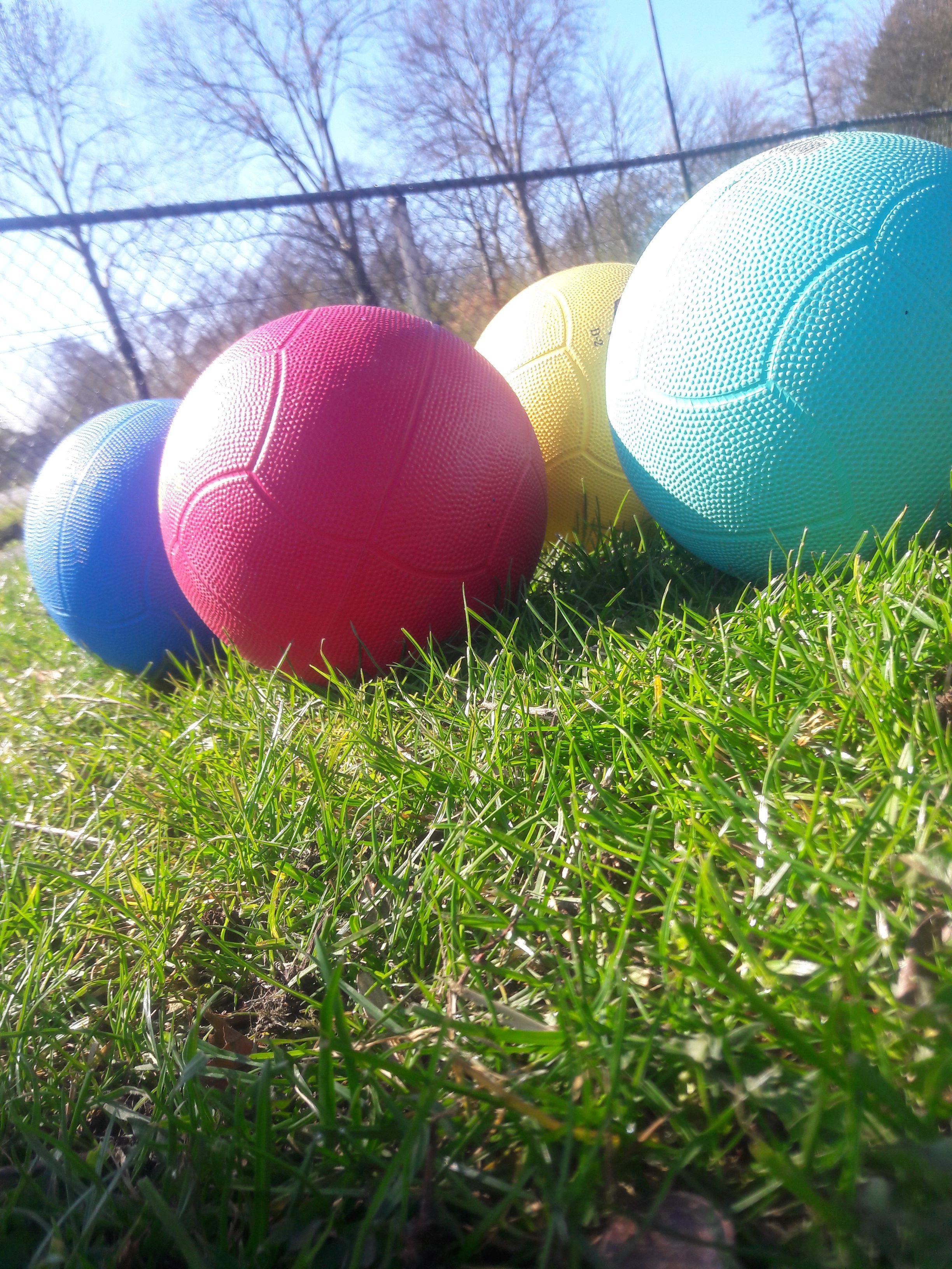 Ballen Voor Elke Sport Of Spel